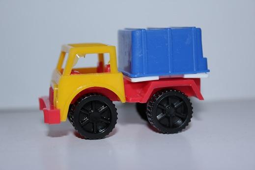 """Машина пластм. &quotФургон"""" арт 01403 (Ракета)"""