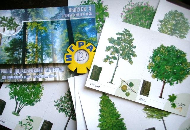 ВикРус(РДМ) Деревья нашего леса