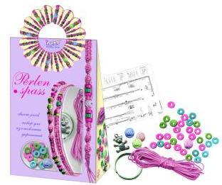Набор для плетения фенечек(фенечки, браслеты) розовые