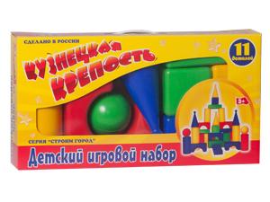 """Набор &quotКузнецкая крепость"""" 11 эл-тов.    в коробке"""